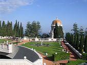 Haifa Bahai Gardens Cypress 2003