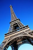 image of exposition  - The Eiffel Tower at the Champ - JPG
