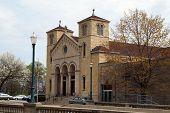 picture of illinois  - The All Saints Greek Orthodox Church in Joliet - JPG