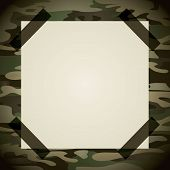 foto of camoflage  - military camouflage design - JPG