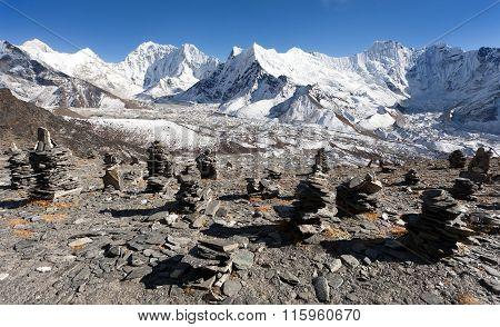 Top Of Mount Makalu Kali