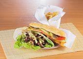 Junk Fast Food