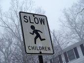 Slow Children poster