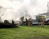 Car Fire 8