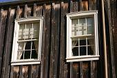 Rustic Windows