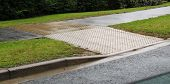 Pavement Assistance Ramp To Assist Wheelchair And Pram Usersramp
