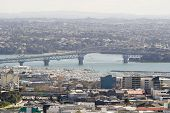 Auckland New Zealand Harbour Bridge