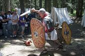 Roman Legionary Fights