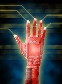 Cybernetic Hand