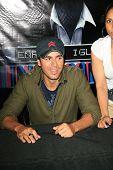 LOS ANGELES - JUN 12: Enrique Iglesias Enrique Iglesias signs his new CD 'Insomniac' at the Virgin M
