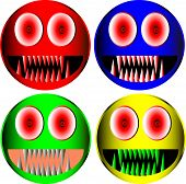 Monster pictogrammen
