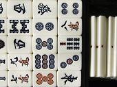 Mah Jong tegels