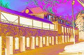 Marcy Casino Colorized IR