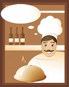 invitation from the chef
