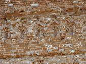 Bricky Stonewall Textured Surface 2