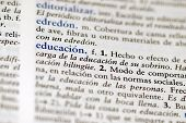 anish dictionary definition of the word education