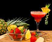 Tropical Fruit Cocktail
