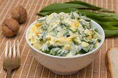Salad Of Ramsons