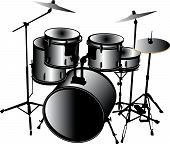 Drumsbw