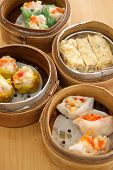 Steamed Dimsum