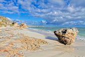 Rottnest Island In Australia. Hdr Image