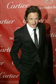 PALM SPRINGS, CA - JAN 5:John Hawkes arrives at the 2013 Palm Springs International Film Festival's