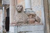 Cathedral of Piacenza. Emilia-Romagna. Italy.