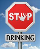 stop drinking and alcohol abuse dependence and addiction to drug create problems
