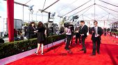LOS ANGELES - JAN 27: Atmosphere at the 19th Annual Screen Actors Guild Awards held at The Shrine Au