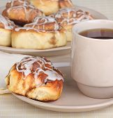 Cinnamon Roll Breakfast