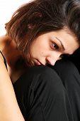 Depressed Teen