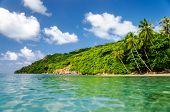 Costa Tropical de exuberante
