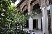 Bahia Palace exterior