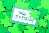 Feliz dia de St Patricks