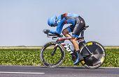 The Cyclist David Millar