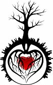 Tree with Heart