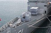 Battleship Port