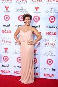 LOS ANGELES - SEP 27:  Justina Machado at the 2013 ALMA Awards - Arrivals at Pasadena Civic Auditorium on September 27, 2013 in Pasadena, CA