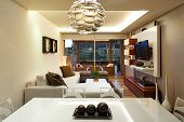 Interior design: Modern living room