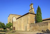 Abbey  Monastery In Canas,la Rioja