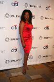 LOS ANGELES - MAR 14:  Lorraine Toussaint at the PaleyFEST -