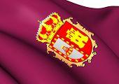 Flag Of Burgos Province