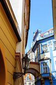 Prague Alleyway - Historical Centre Of The Prague