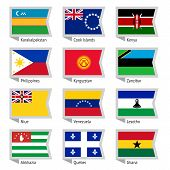 Flags of world-