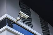 stock photo of cctv  - hi - JPG