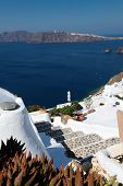 Staircase In The Cyclades