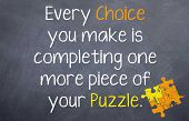Every Piece of the Puzzle
