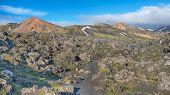 Laugahraun Lava Field, Fjallabak Nature Reserve, Iceland