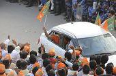Narendra Modi coming to Varanasi