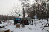 Winter Camp Khimki Forest Defenders
